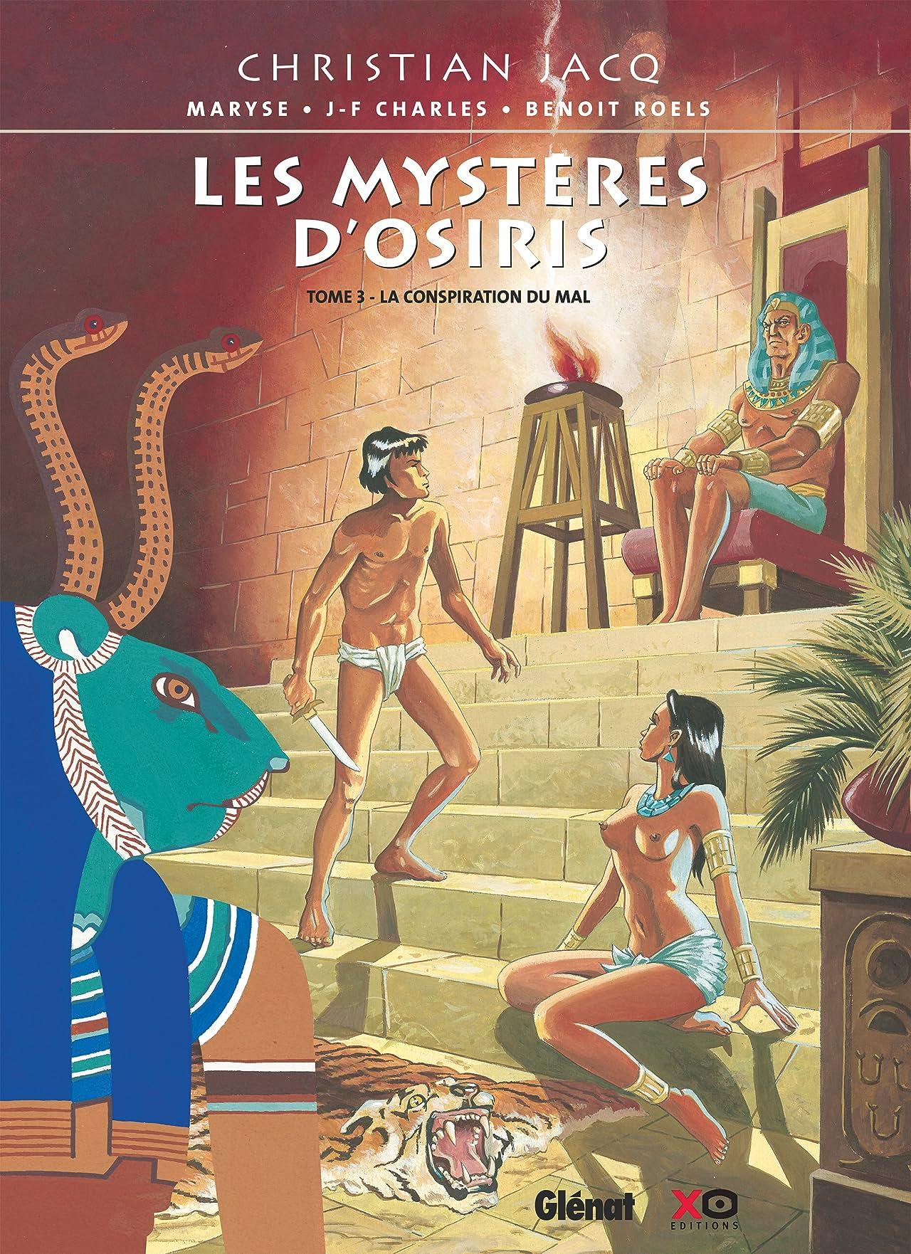 Les mystères d'Osiris Vol. 3: La conspiration du mal
