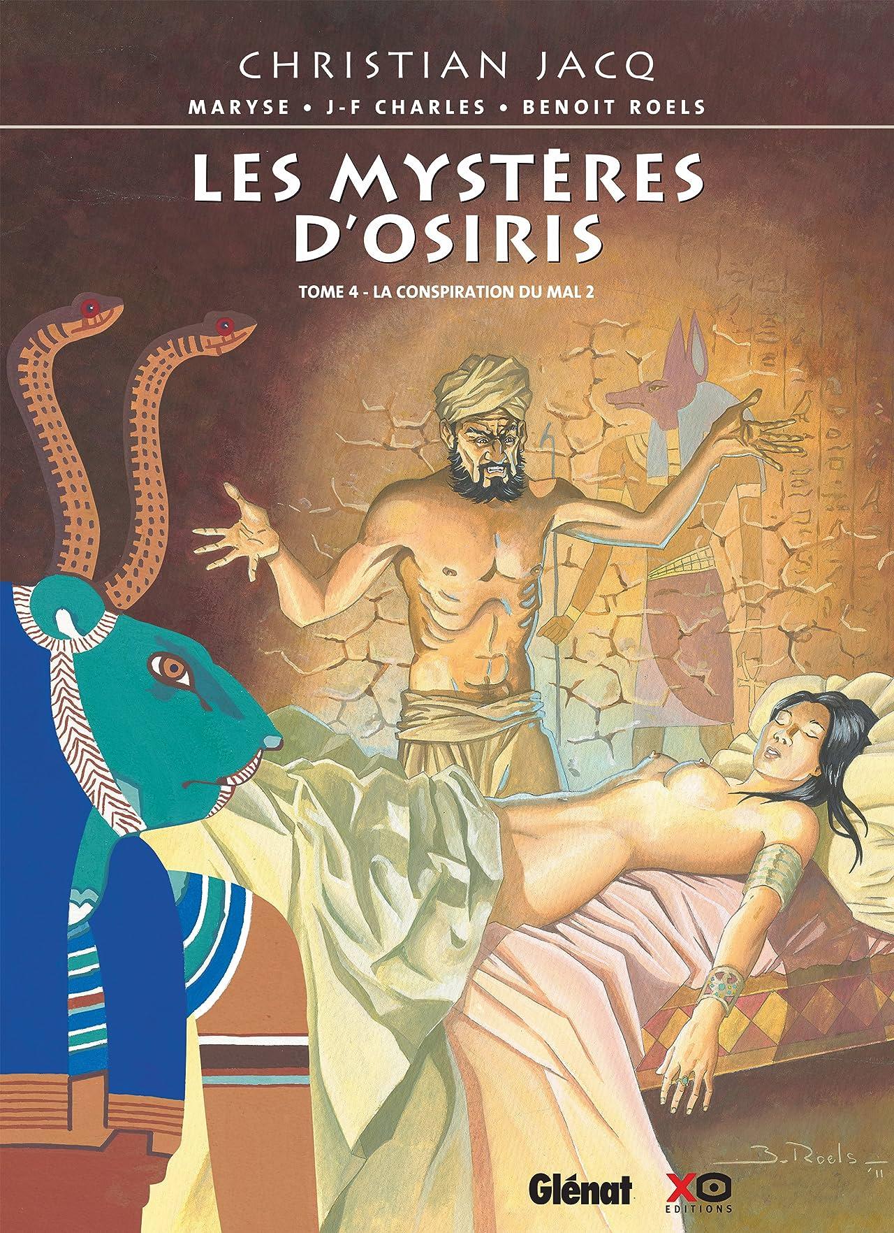 Les mystères d'Osiris Vol. 4: La conspiration du mal