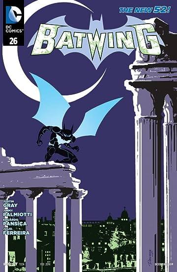 Batwing (2011-2014) #26