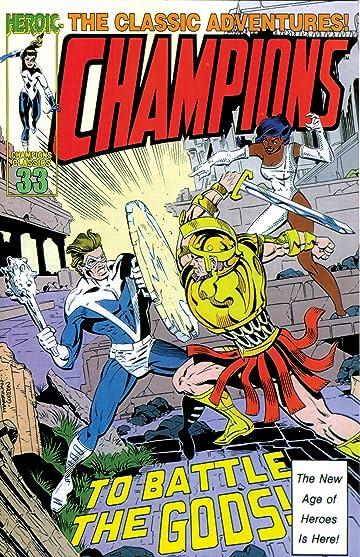 Champions #33