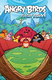 Angry Birds Comics: Flight School