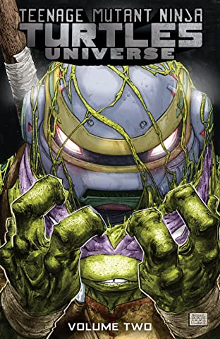 Teenage Mutant Ninja Turtles Universe Tome 2: The New Strangeness