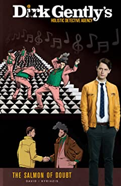Dirk Gently's Holistic Detective Agency: The Salmon of Doubt Vol. 2
