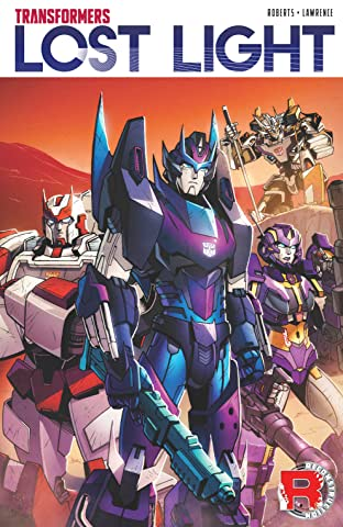 Transformers: Lost Light Tome 1