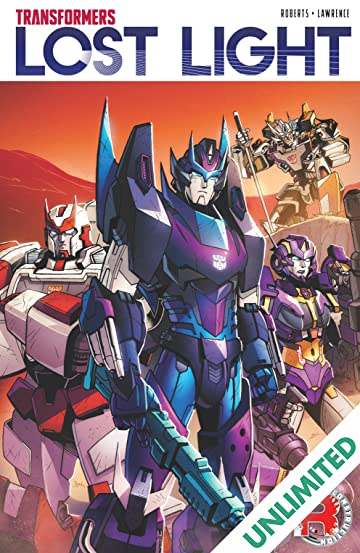 Transformers: Lost Light Vol. 1