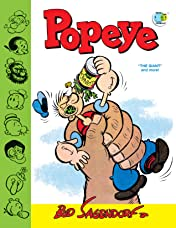 "Popeye Classics Vol. 11: ""The Giant"" and More!"