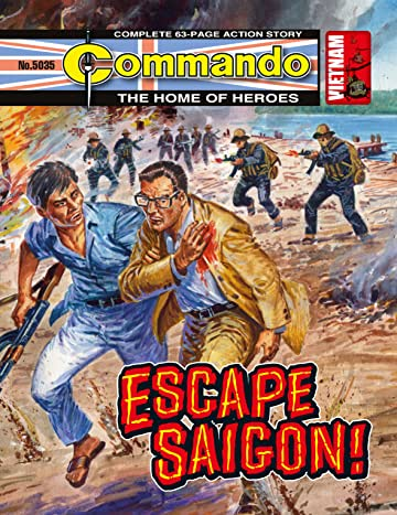 Commando #5035: Escape Saigon!