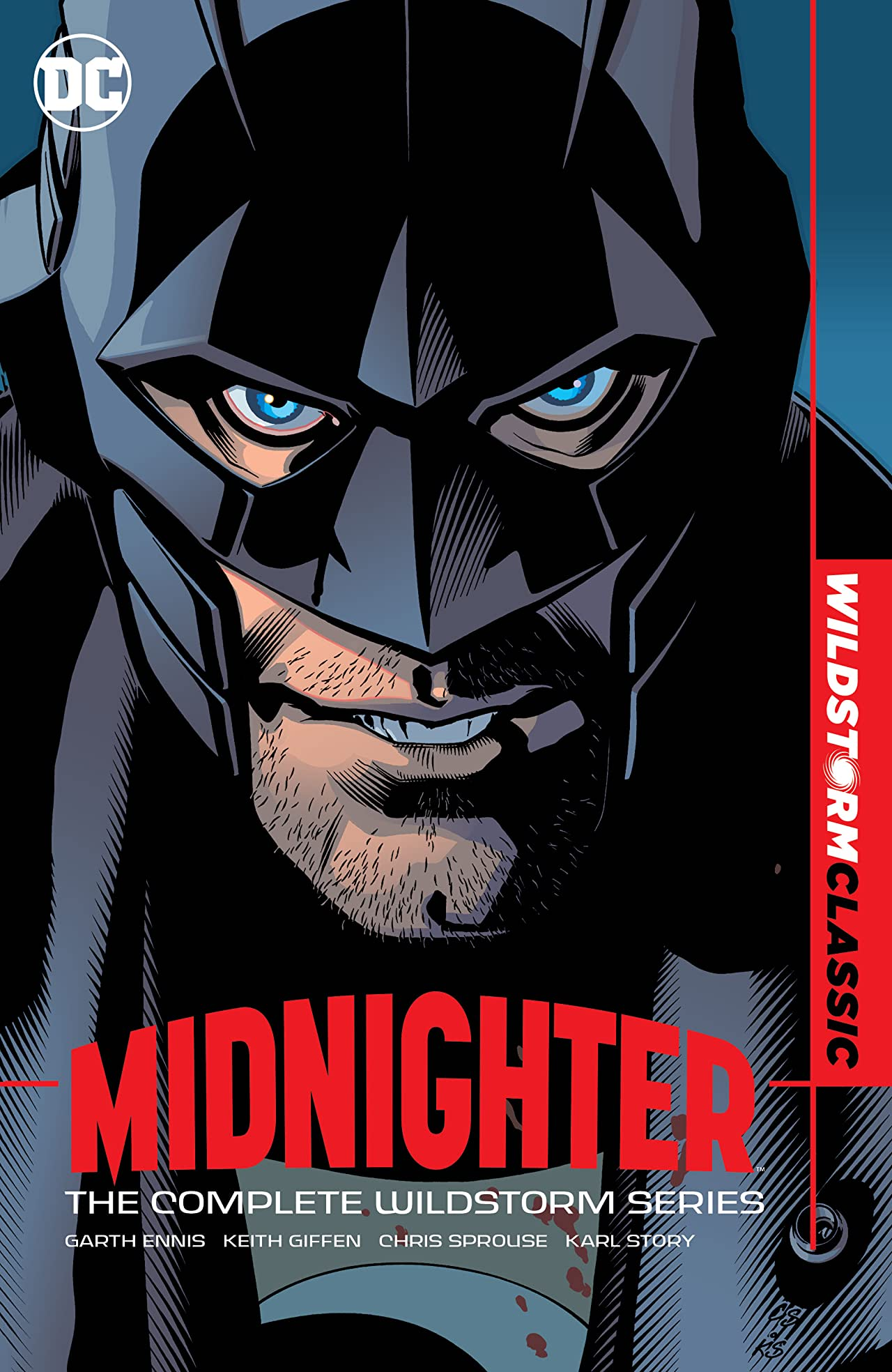 Midnighter: The Complete Wildstorm Series