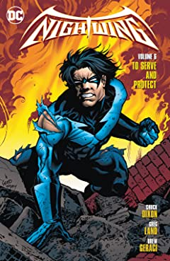 Nightwing (1996-2009) Tome 6: To Serve and Protect