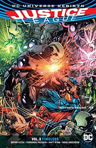 Justice League (2016-2018) Tome 3: Timeless