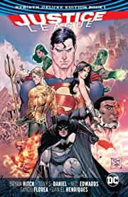 Justice League: The Rebirth Deluxe Edition – Book 1