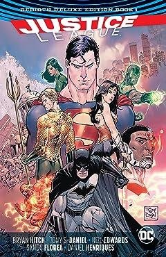 Justice League: The Rebirth Deluxe Edition – Book 1