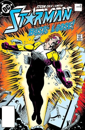 Starman (1988-1992) #11