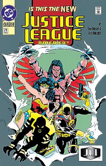 Justice League America (1987-1996) #71