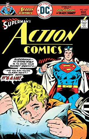 Action Comics (1938-2011) No.457