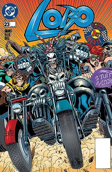 Lobo (1993-1999) #23