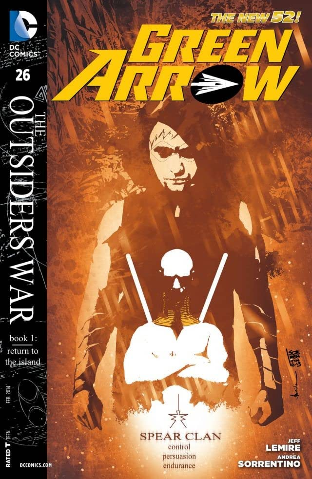 Green Arrow (2011-) #26