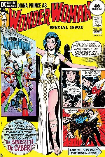 Wonder Woman (1942-1986) #197