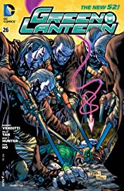Green Lantern (2011-2016) #26
