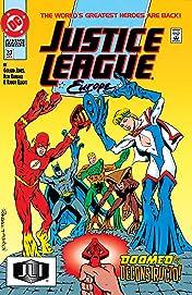 Justice League Europe (1989-1993) #37