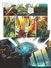 Traqueurs Vol. 1: L'Arme perdue des dieux