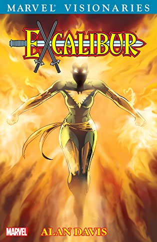 Excalibur Visionaries: Alan Davis Vol. 3