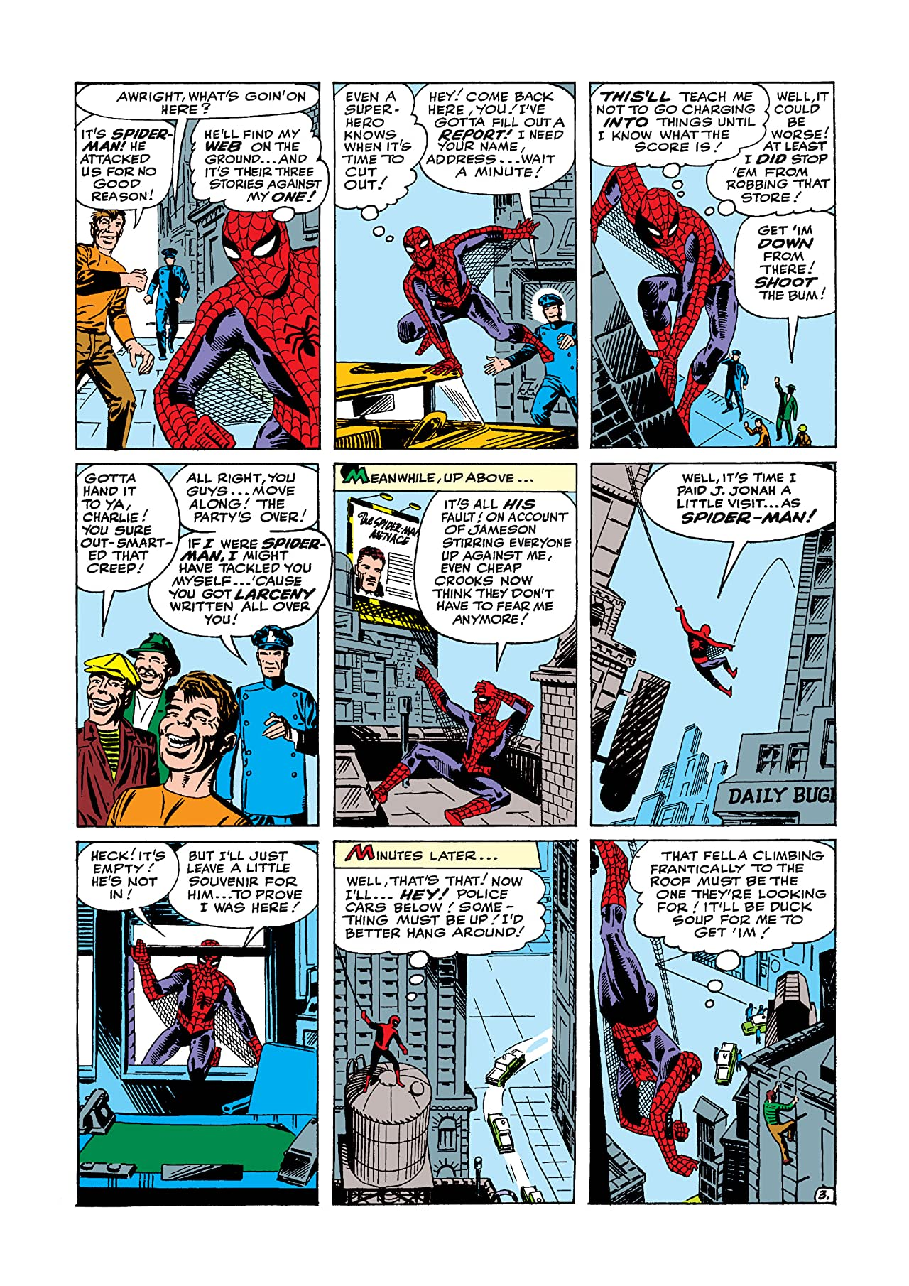 Spider-Man: Saga of the Sandman