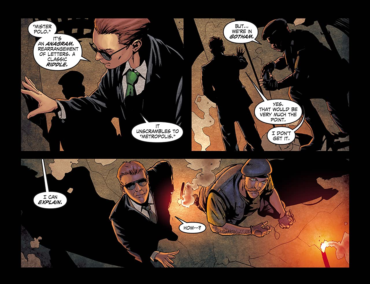 Legends of the Dark Knight (2012-2015) #79