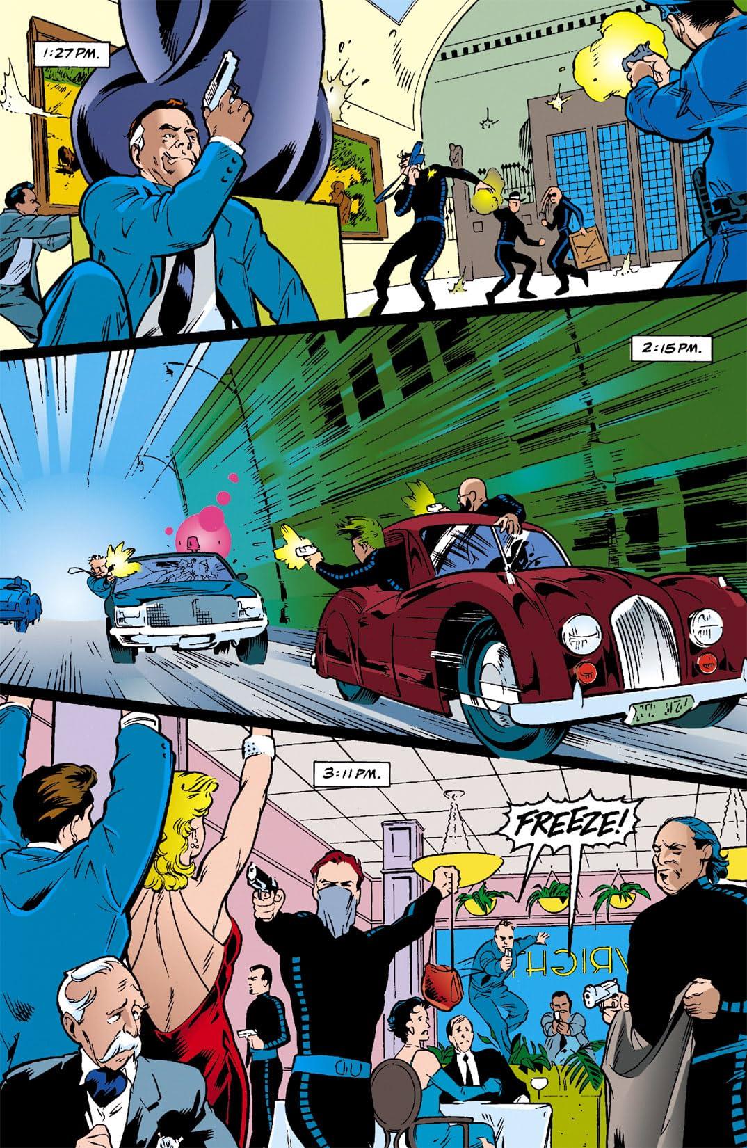 Starman (1994-2001) #14