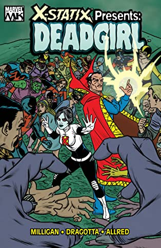 X-Statix Presents: Dead Girl
