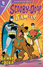 Scooby-Doo Team-Up (2013-) #2