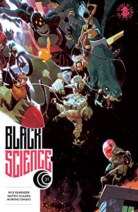 Black Science #31