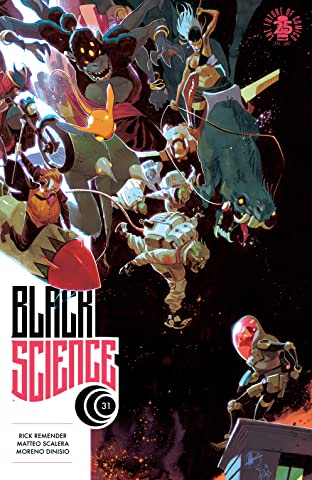 Black Science No.31