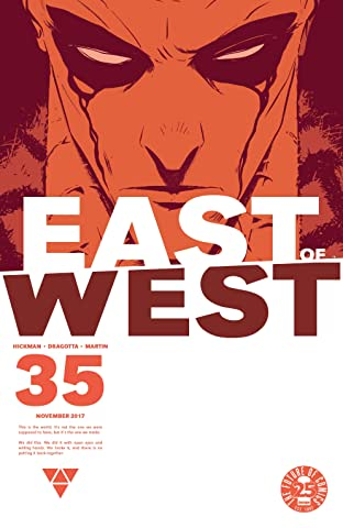 East Of West No.35
