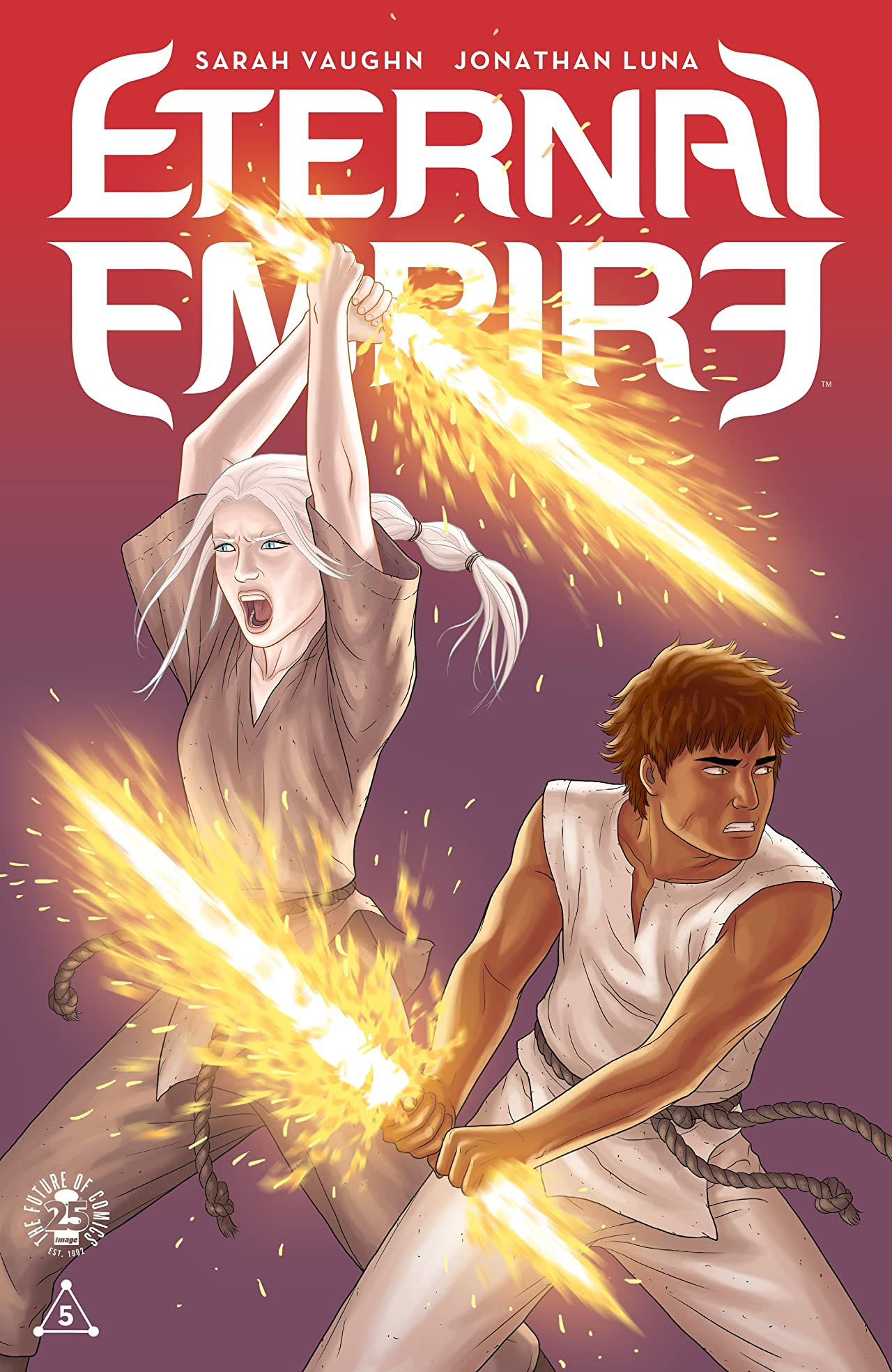 Eternal Empire #5