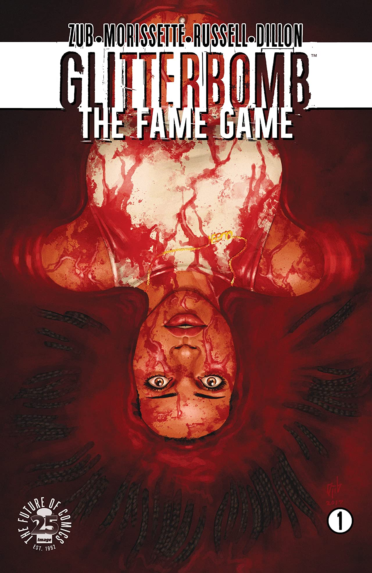 Glitterbomb: The Fame Game - Tome 1