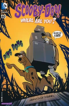 Scooby-Doo, Where Are You? (2010-) No.40