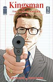 Kingsman: The Red Diamond #1