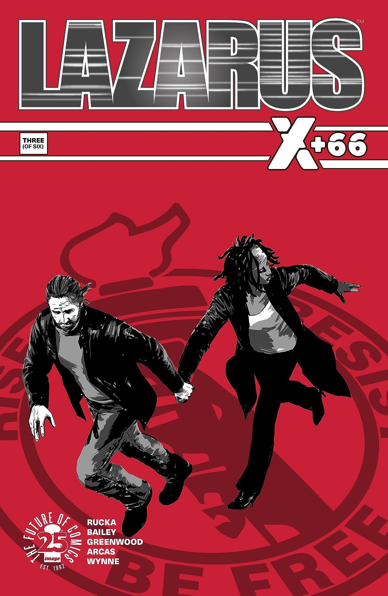 Lazarus: X+66 #3 (of 6)