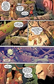 Rat Queens Special: Orc Dave #1