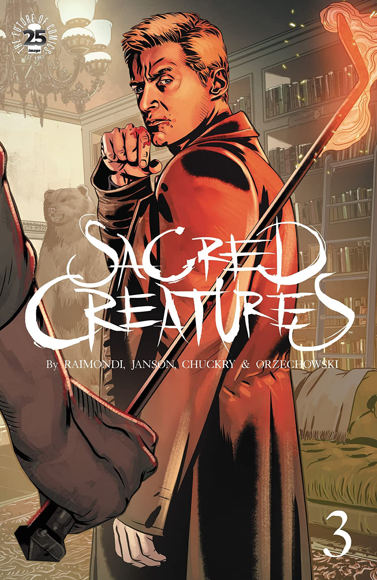 Sacred Creatures #3