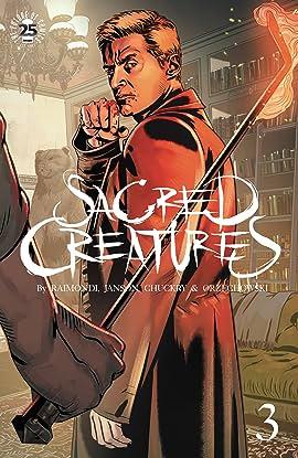 Sacred Creatures #3