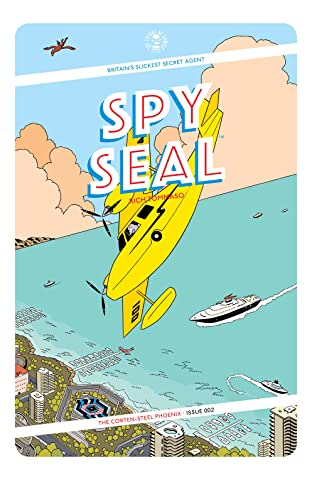 Spy Seal No.2