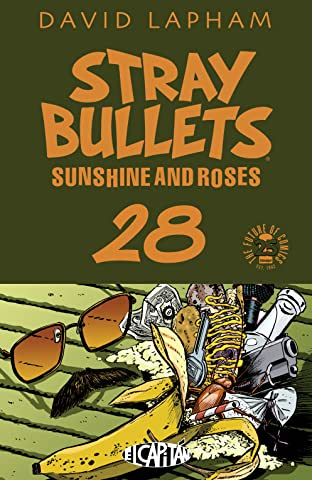 Stray Bullets: Sunshine & Roses No.28