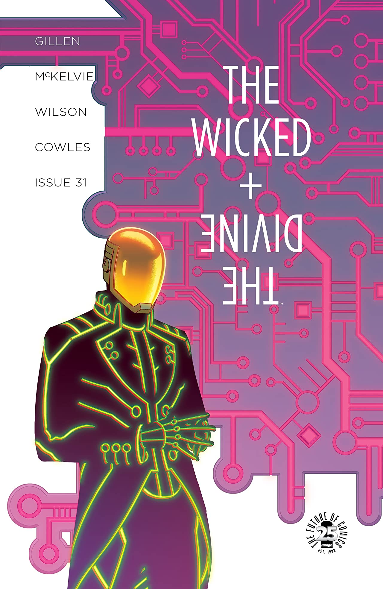 The Wicked + The Divine No.31