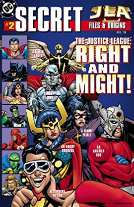 JLA: Secret Files & Origins #2