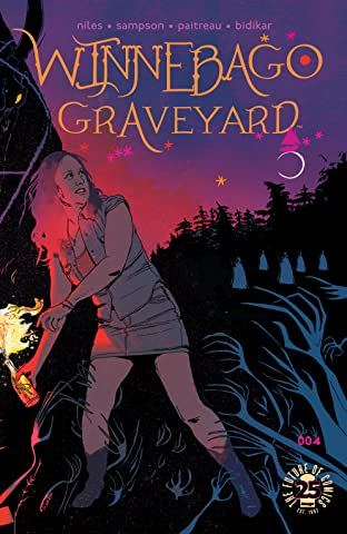 Winnebago Graveyard No.4 (sur 4)