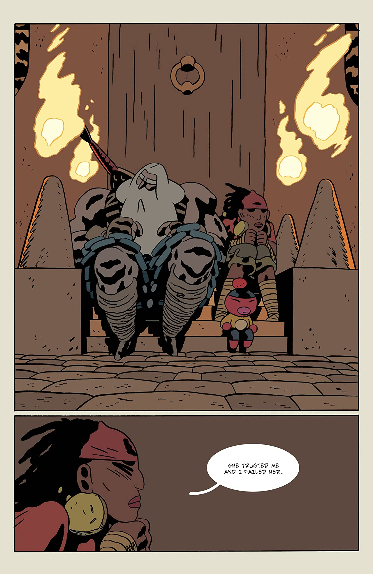 Head Lopper #7