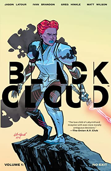 Black Cloud Vol. 1