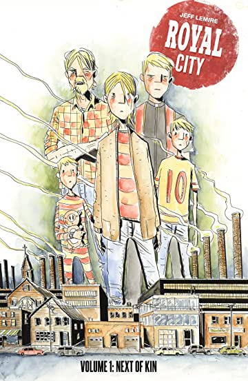 Royal City Vol. 1: Next Of Kin